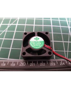 30mm 12V fan for Printrbot Play
