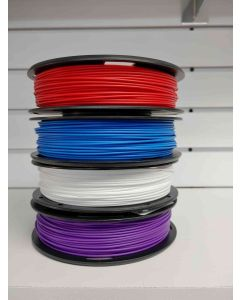 Small PLA 1.75mm Filament 4-Pack