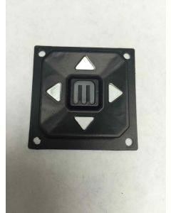 Silicone Arrow Button for Replicator 2 / 2X
