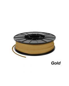 Gold Color -  NinjaFlex 3D Printing Filament 1.75mm