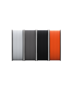 MakerBot Sketch Tough Filament 4 Pack-Orange White Gray Black
