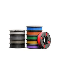 10 Pack Small PLA True Colors 1.75mm Filament